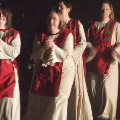 Teatracje – próby 2007