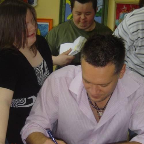 Spotkanie z p.Antkowiakiem 2009