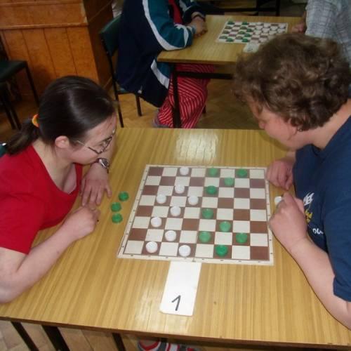 Turniej warcabowy 2009
