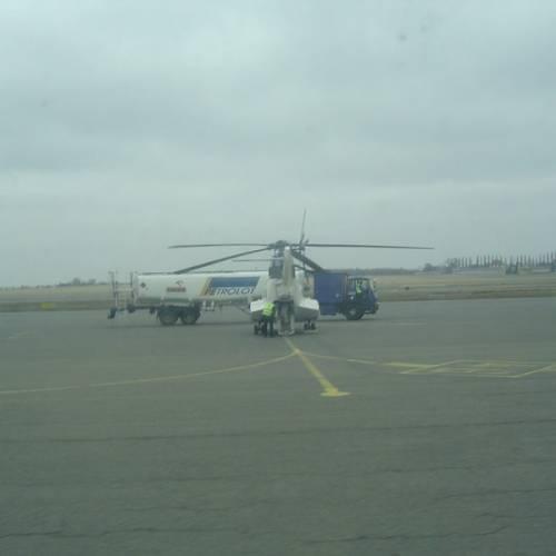Lotnisko 2012