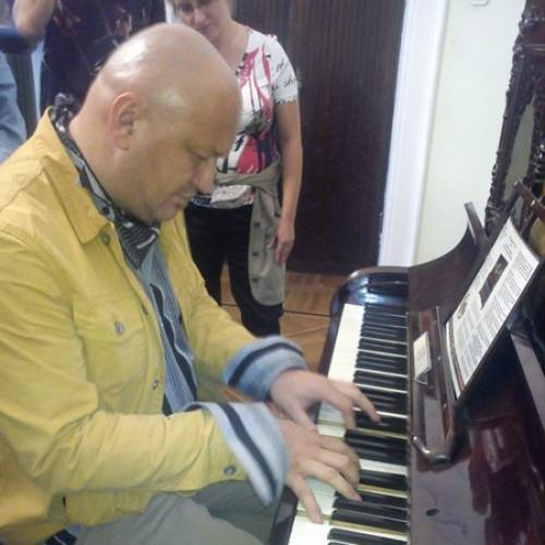 Muzeum Instrumentow Muzycznych 2013