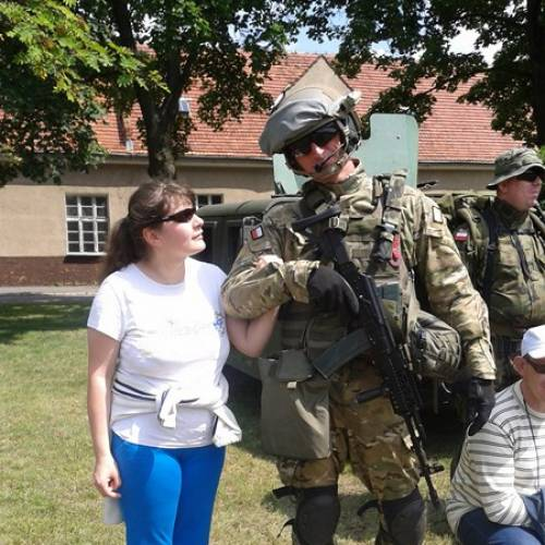 Wizyta Wojska Polskiego 2013