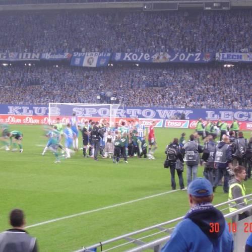 Klub Kibica – Lech – Legia – 2011