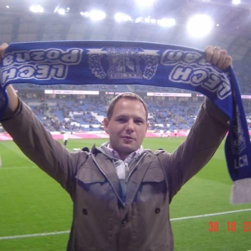 Klub kibica – Lech – Legia – 2012
