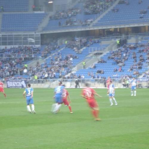 Klub Kibica – Lech Poznań – Zagłębie Lublin – 2011