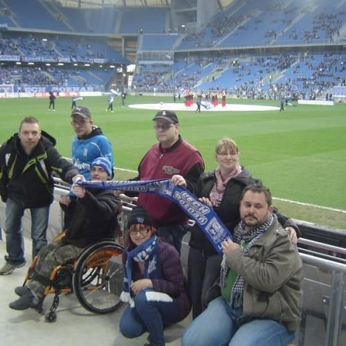 Klub Kibica – Lech – Zagłębie – 2012