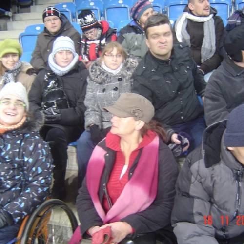 Klub Kibica – Warta – Polonia Bytom 2011